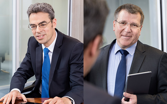 Alain-Jory BARTHE et Marc STEUER