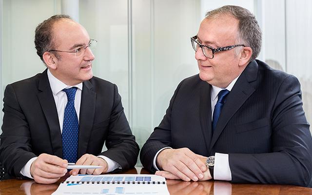 Emmanuel NEILDEZ et Jean-Louis COLDERS