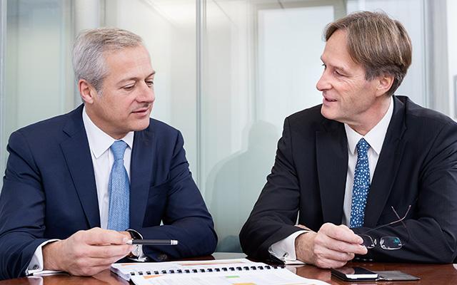 Emmanuel VIELLARD et Jean-Philippe KOHLER