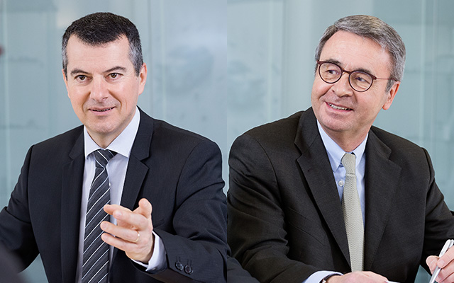 François LIOTARD et Patrick WEISSE