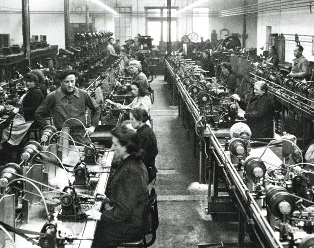 Création de la Société Industrielle de Delle