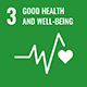 ONU - 3 - Good health and well being