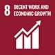 ONU - 8 - Decent work and economic growth