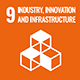 ONU - 9 - Industry innovation and infrastructure